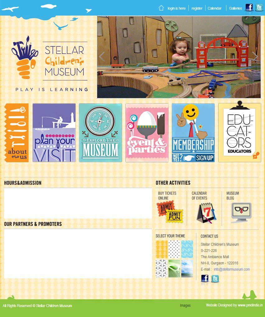 stellarchildrensmuseum_com